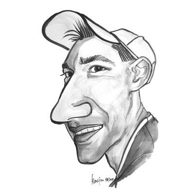 Geschenkidee portrait karikatur